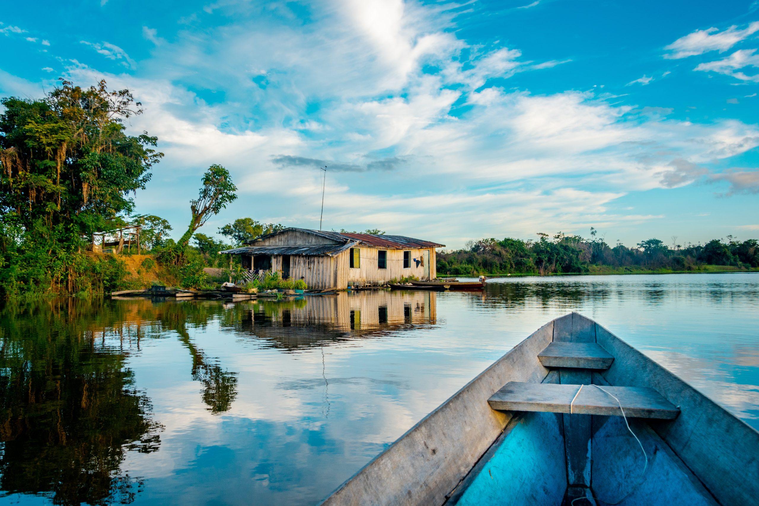 Inside Guyanes internationale